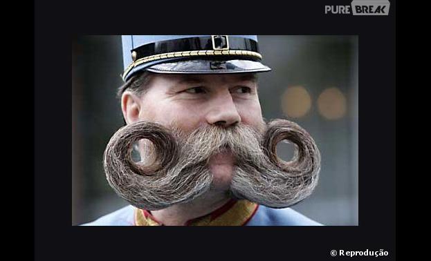 """""""Stach Passions"""", rede social para quem ama bigodes"""