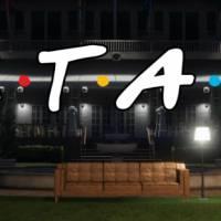 """Abertura de """"Friends"""" é recriada em """"GTA V"""" com Michael e Trevor dançando no chafariz"""
