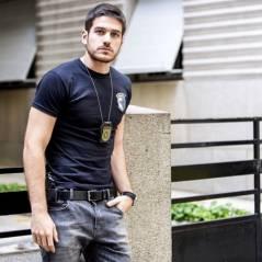"""Marco Pigossi, de """"A Regra do Jogo"""", revela rotina de treinos para viver policial: """"É muito intenso"""""""