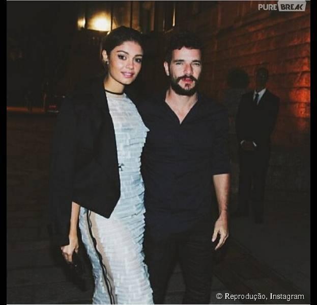 Sophie Charlotte e Daniel de Oliveira estão esperando o primeiro filho!