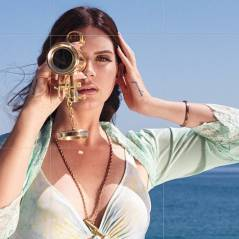 "Lana Del Rey lança single com o rapper The Weeknd e comemora sucesso de ""High By The Beach""!"