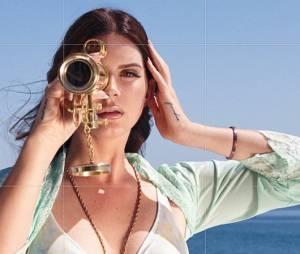 Lana Del Rey comemora lançamento do novo clipe e música com o rapper The Weeknd