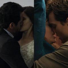 """Duelo: """"Verdades Secretas"""" ou """"50 Tons de Cinza""""? Qual é a trama mais sensual do momento?"""