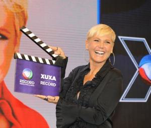 Xuxa Meneghel na Record: veja os melhores memes da apresentadora!