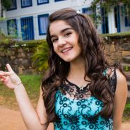 """Maitê Padilha, de """"Gaby Estrella"""", comemora carinho dos fãs: """"É bom ver que está dando resultado"""""""