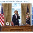 Kanye West diz que vai se candidatar à presidência e vira meme no VMA 2015