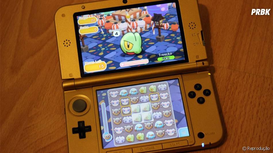 """""""Pokémon Shuffle Mobile"""" é sucesso no Nintendo 3DS e promete ser mais ainda nos smartphones"""
