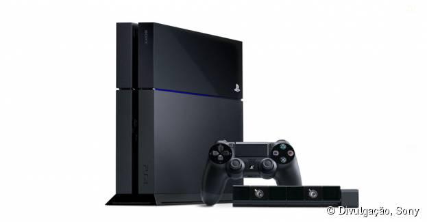"""Sony anuncia que o Playstation 4em versão """"brasileira"""" chega às lojas em outubro!"""