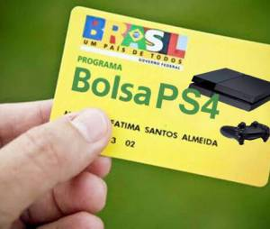 CustandoR$ 2.599, a galera ainda vai precisar de uma ajudinha pra comprar o Playstation 4 brasileiro