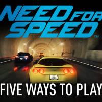 """Novo """"Need For Speed"""" ganha trailer que apresenta o que mudou na jogabilidade das corridas"""