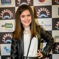 """Maisa Silva, de """"Carrossel"""", confessa que gostaria de malhar e brinca: """"Cream cheese é vida, cara"""""""