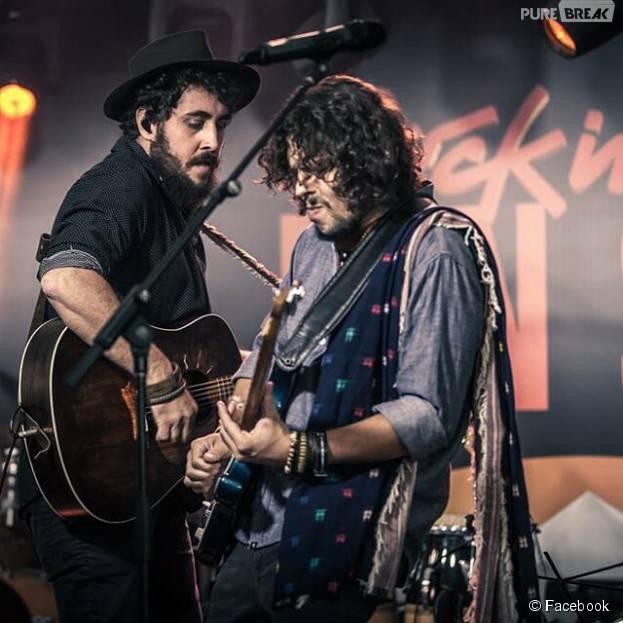 Com exclusividade ao Purebreak, Suricato comemora convite para tocar no Rock in Rio 2015