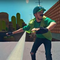Mario Kart em versão skate? Youtubers criam vídeo realista e radical do game e viralizam na web!