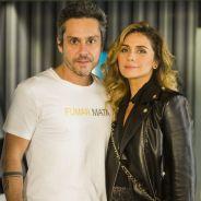 """Giovanna Antonelli, de """"A Regra do Jogo"""", elogia Alexandre Nero em cena quente: """"Parceiro querido"""""""