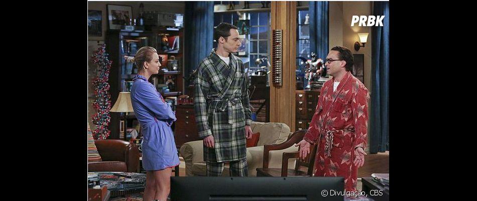 "Série ""The Big Bang Theory"": Sheldon (Jim Parson) e Amy (Mayim Bialik) se separam!"