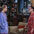 """Penny (Kaley Cuoco) e Leonard (Johnny Galecki) têm primeira crise no casamento em """"The Big Bang Theory"""""""