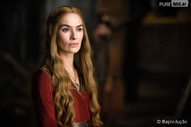 """Em """"Game Of Thrones"""": novidades para Cersei (Lena Headey)!"""