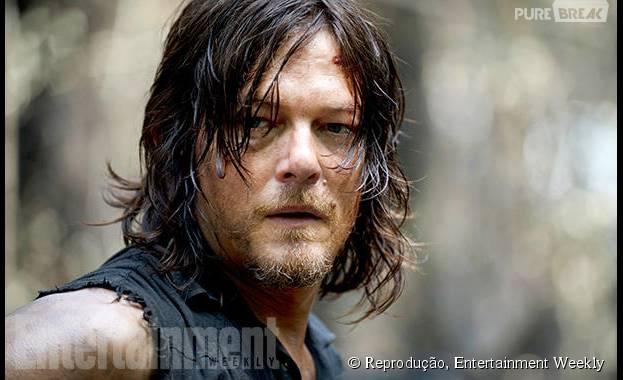"Daryl (Norman Reedus) vai ter muitos desafios na sexta temporada de ""The Walking Dead"""