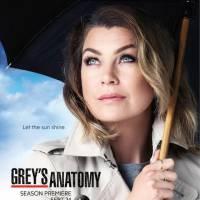 """Em """"Grey's Anatomy"""": na 12ª temporada, Meredith (Ellen Pompeo) aparece cheia de pose em novo pôster!"""