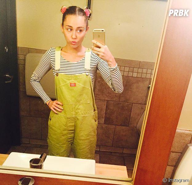 Miley Cyrus aprova atualizações do Snapchat