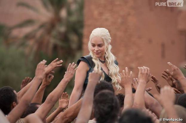 """""""Game of Thrones"""" foi uma das séries mais pirateadas em 2013!"""