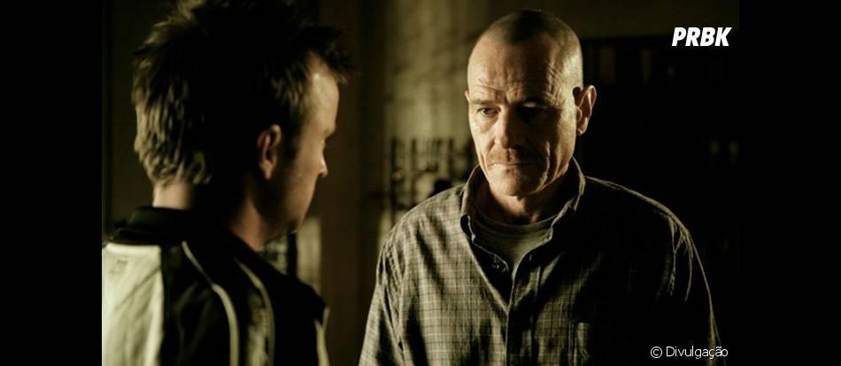 """A série """"Breaking Bad"""", estrelada por Bryan Cranston, foi encerrada em 2013!"""