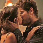 """Bruna Marquezine e Maurício Destri, de """"I Love Paraisópolis"""", se beijam durante show do Rock in Rio!"""