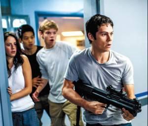 """""""Maze Runner 2"""" chegou aos cinemas brasileiros na última quinta-feira (17)"""