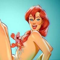 Princesas da Disney ficam sensuais no estilo pin-up após serem transformadas por artista!