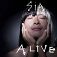 """""""Alive"""" é o primeiro single da cantora Sia em parceria com Adele para o álbum """"This Is Acting"""""""
