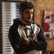 "Novela ""I Love Paraisópolis"": Grego (Caio Castro) diz para Mari que vai adotar filha de Margot e Ben"