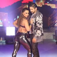 """Na """"Dança dos Famosos 2015"""": Viviane Araújo lidera; Repescagem tem Agatha Moreira e mais duas duplas"""
