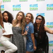 "Little Mix canta One Direction e cover de ""Drag Me Down"" agita programa de rádio!"