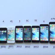 iPhones de todas as gerações são colocados à prova: o resultado surpreende, confira!