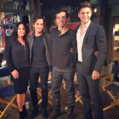 """Em """"Pretty Little Liars"""": na 6ª temporada, elenco se despede com fotos no Instagram"""