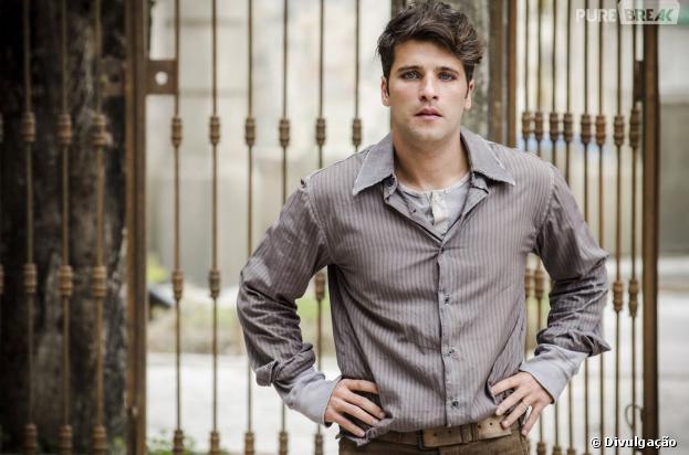 """Franz (Bruno Gagliasso) fugirá da prisão em """"Joia Rara""""!"""