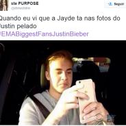 Justin Bieber aparece pelado em fotos vazadas e vira meme na web! Confira as melhores zoeiras