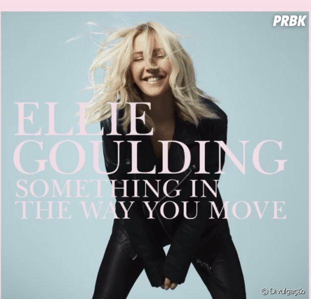 """Ellie Goulding divulga mais uma música do álbum """"Delirium"""",""""Something In the Way You Move"""""""