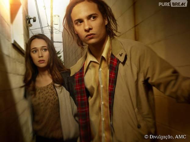 """Série """"Fear The Walking Dead"""" bate recorde incrível na TV paga dos Estados Unidos"""