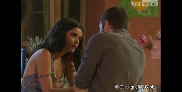 """Em """"A Regra do Jogo"""", Tóia (Vanessa Giácomo) e Dante (Marco Pigossi) se unem para vingar morte dos pais!"""