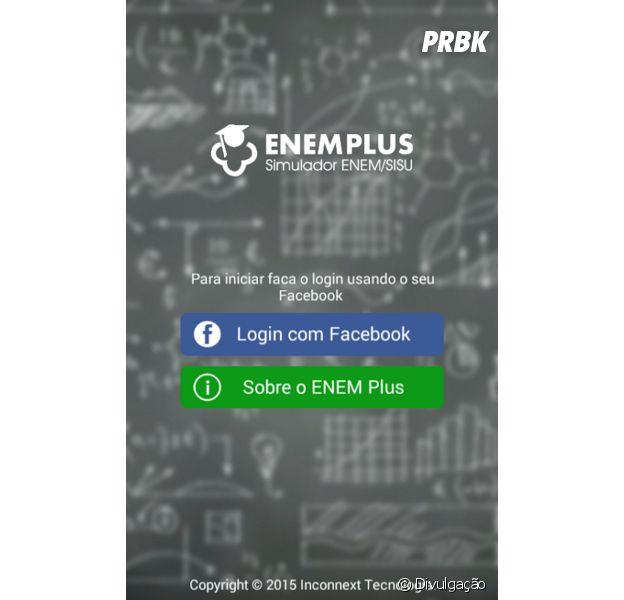 O aplicativo ENEM Plus pode ajudar a prever a sua nota do ENEM 2015!