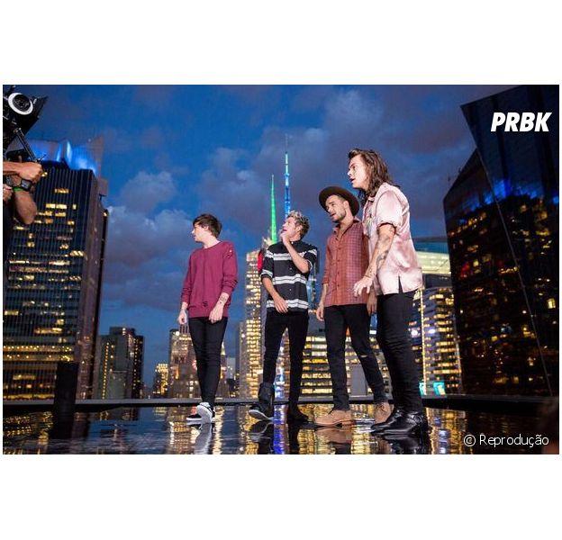 """One Direction tem parte do vídeo de """"Perfect"""" vazado no Instagram!"""