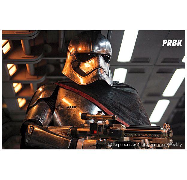 """Oscar Isaac, John Boyega e Daisy Ridley também fazem parte do elenco de """"Star Wars VII: O Despertar da Força"""""""