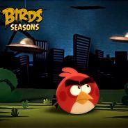 """Game """"Angry Birds Seasons"""" faz aniversário de 5 anos e fica gratuito para iOS"""