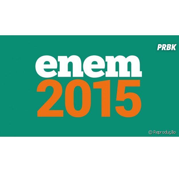 ENEM 2015: Fique ligado nos horários e no que levar para as provas!