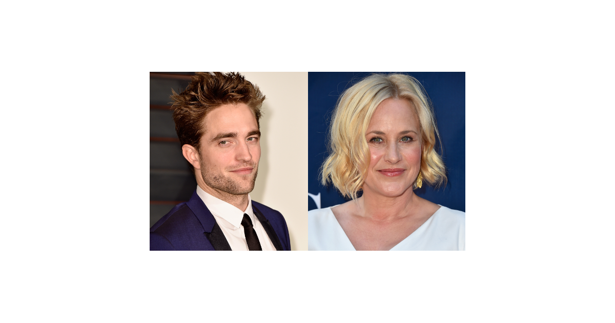 Robert Pattinson e Patricia Arquette juntos no cinema ...