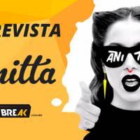 """Anitta fala do sucesso de """"Bang"""", de Rihanna e ainda responde perguntas de Dubeat e Sam Alves!"""