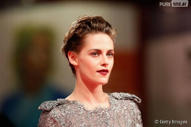 "Kristen Stewart está rodando o filme ""Personal Shopper"""
