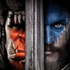 """Filme """"Warcraft"""": primeiro pôster divulgado mostra o encontro entre orcs e humanos!"""