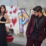 """Maria Casadevall, de """"I Love Paraisópolis"""", comenta relação de Margot e Grego: """"O amor transforma"""""""